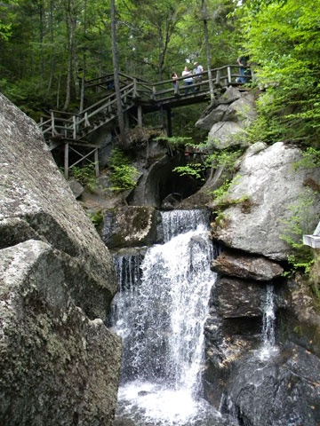 Paradise Falls At Lost River Nh New England Why We Love