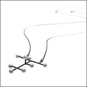 Dashes vs Dots / Necklace