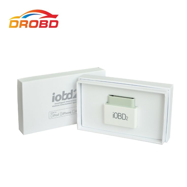 XTool Code Reader iOBD2  vehicle OBD2 / EOBD work with Apple IOS and  Android Via WIFI or Bluetooth Support Over 12 languages