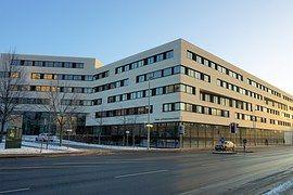 Gebäude, Kassel, Uni, Universität