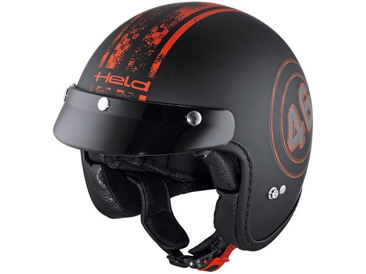 Held Black Bob Jethelm Motorradhelm Roller Classic Sturzhelm alle Farben | Auto & Motorrad: Teile, Kleidung, Helme & Schutz, Helme & Kopfbekleidung | eBay!