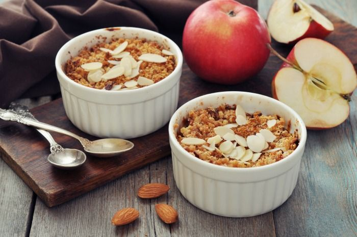 Apple Crumble Recipe, and Autumn Favorite - Pausitive Living