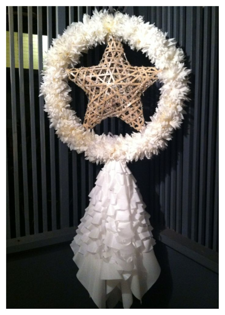 """Parol"" fashioned from bamboo sticks, Japanese tissue paper and cellophane, grace most Filipino homes during the Holidays!"