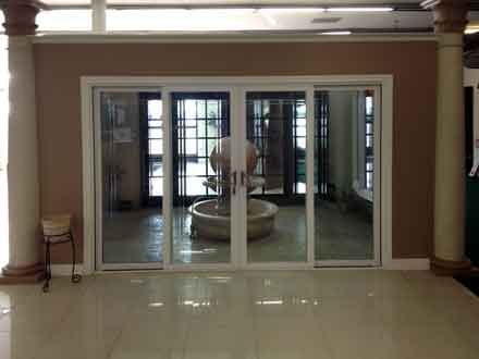 8 Ft Sliding French Patio Doors Milgard Sliding Glass
