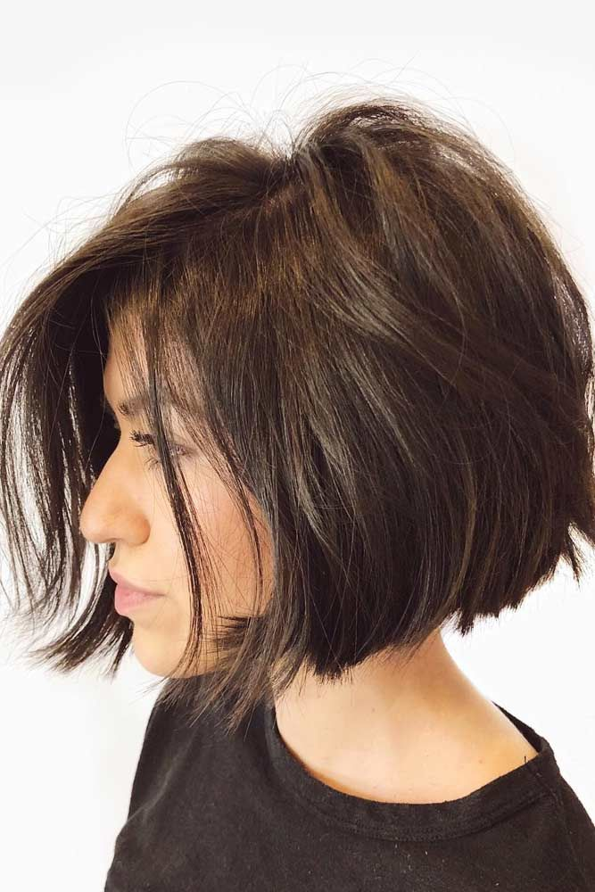 30 Best Short Haircuts For Women Thick Hair Styles Haircut For Thick Hair Hair Styles