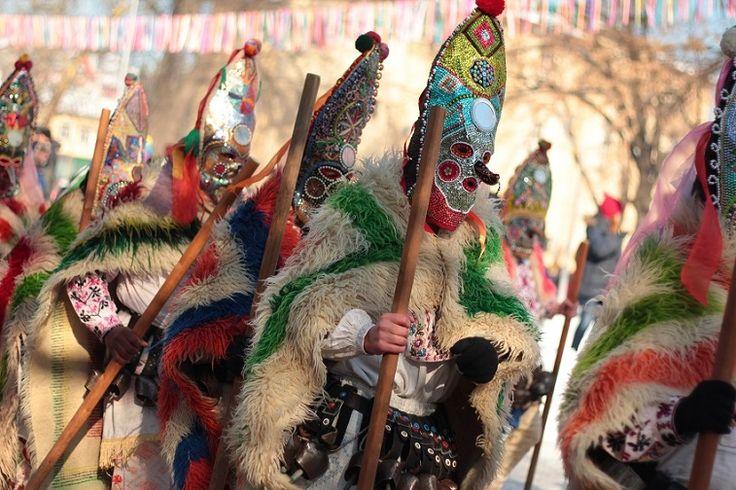 #surva #festival #kukeri #surva2017 #perniik #mask #carnival #bulgaria #кукери #сурва2017 #маски