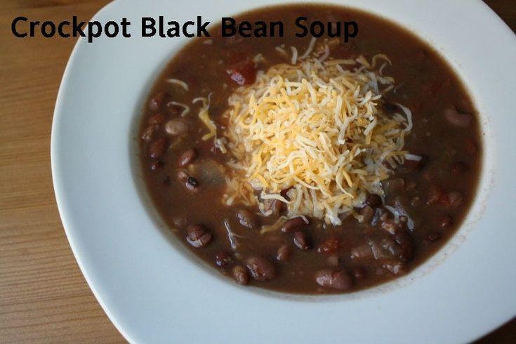 black bean soup black beans bean soup recipes repeat meatless monday ...