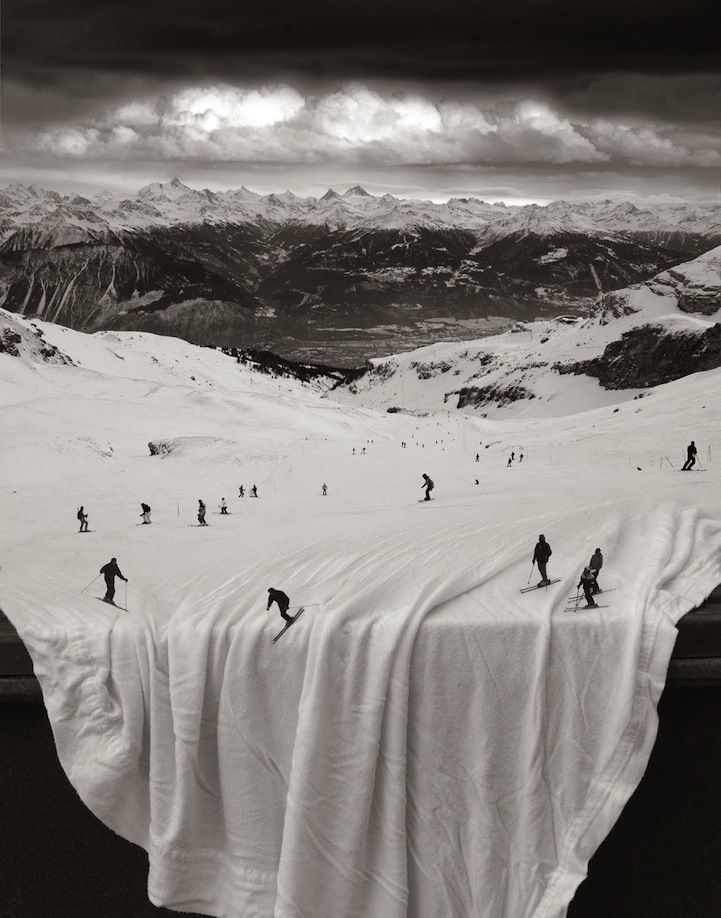 Whimsically Surreal Photo Montages by Thomas Barbéy