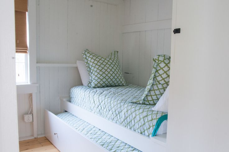Glamorous trundle beds in Bedroom Beach Style with Trundle Daybeds For Adults next to Built In Beds alongside Guest Bedroom and Twin Over Queen Bunk Bed