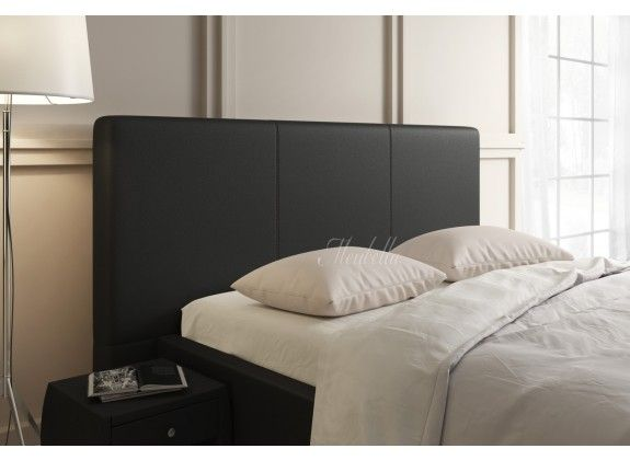 Hoofdbord Timo is een modern model. De gestreepte voorzijde zorgt voor een moderne touch aan het design. Timo heeft een breedte van 100 cm en een hoogte van 118 cm. Deze dient los geplaatst te worden. https://www.meubella.nl/slaapkamer/bedden/hoofdborden/hoofdbord-timo-zwart-100-cm.html