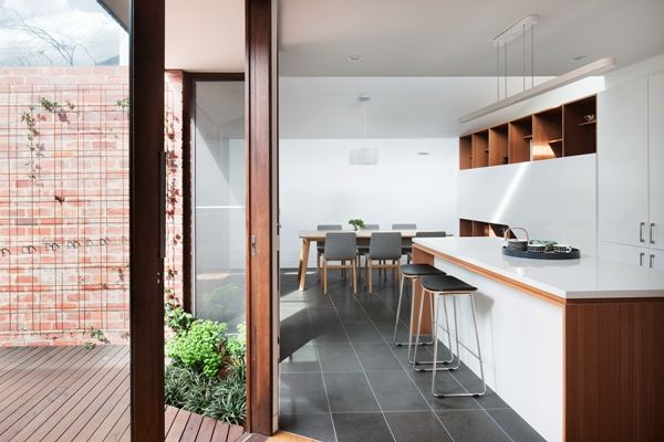 Inner-city Downsize House in Fitzroy North by Steffen Welsch Architects,  photography by Shannon McGrath