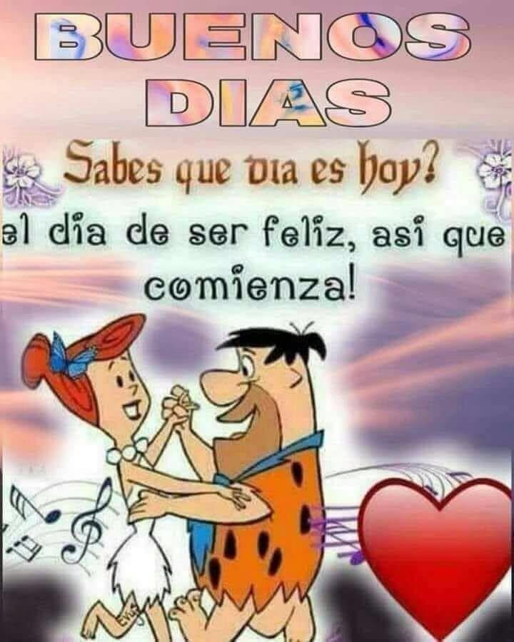 Buenos Días Chiquita Frases Good Morning Good Night Y Good Day