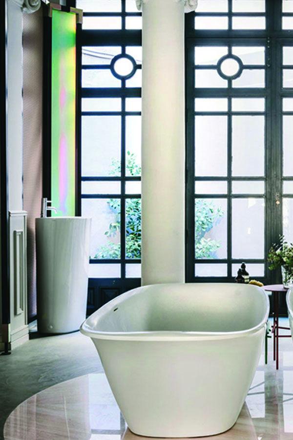 Best 25 Bathroom Showrooms Ideas On Pinterest Concrete Bathroom Concrete Design And Cream