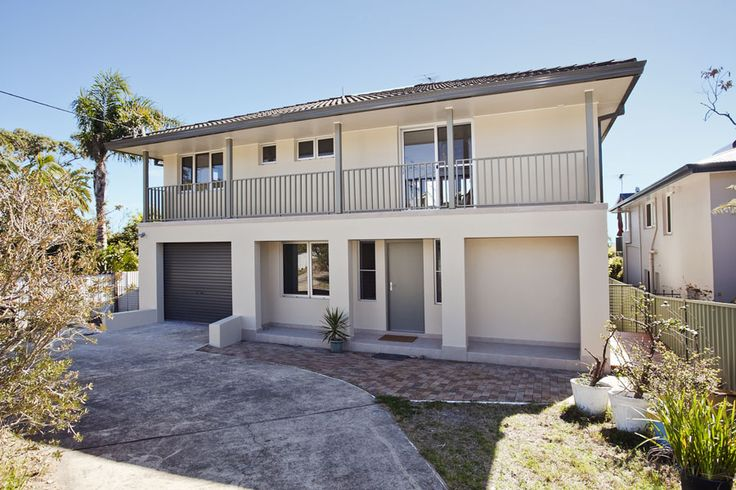 House front from- 'Its all to do with the Views' holiday home call 9527-7733 bundeenarealestate.com.au