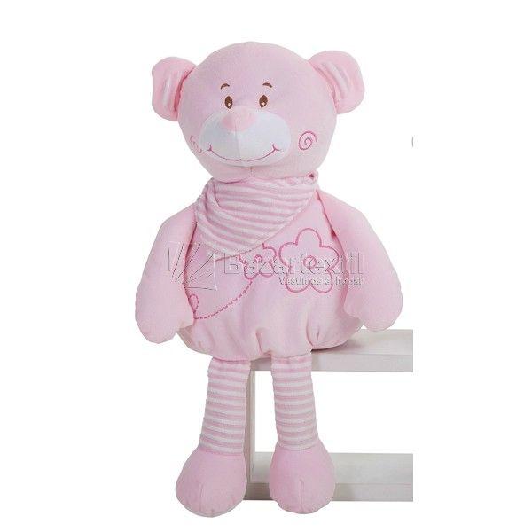 Peluche Oso Baby Rosa