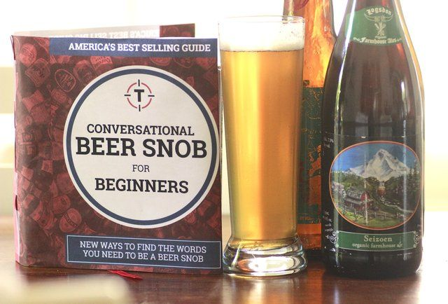 Beer Snob.