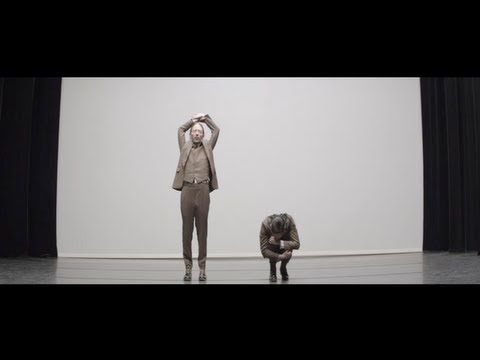 Watch this beautiful dance with Radiohead's Thom York and dancer Fukiko Takase, choreographed by Wayne McGregror.  Haunting!  Atoms For Peace - Ingenue