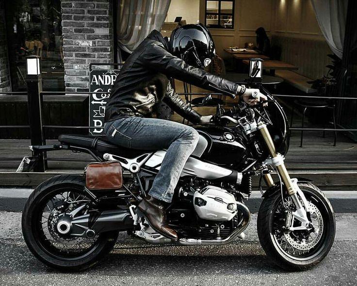 BMW R nine t Custom cafe racer | R nineT | Pinterest