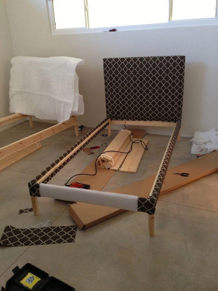 Ikea twin bed hack interior design for Twin bed interior design