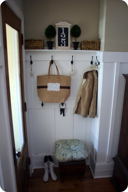 Possibility for laundry room hallway