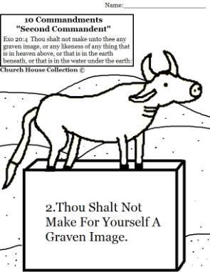 17 Best Images About 10 Commandments On Pinterest