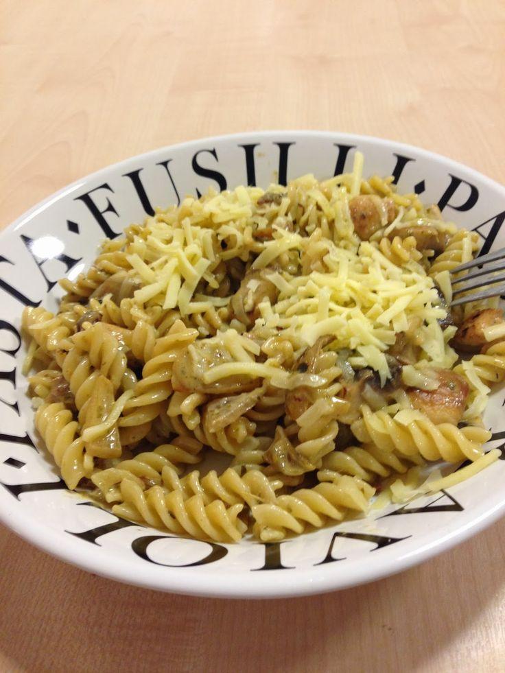 Pollo Pesto Pasta