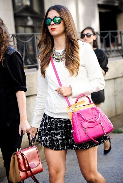 Summer  Pink Street Fashion