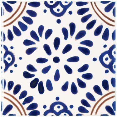 Lozano - Acapulco - Wall & Floor Tiles | Fired Earth
