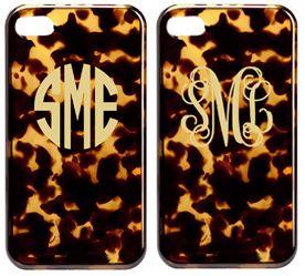 Tortoise Shell iPhone Case-