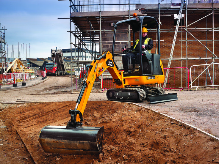 "JCB says the new ""Contractor specification model"" of its 8018 compact excavator is a product of consultations with the company's customers. Based on contractors' input, JCB says, the specifications…"