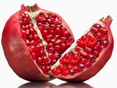 Los beneficios de la fruta de la Granada