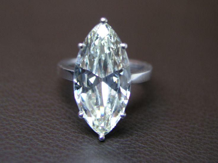 Katramopoulos Marquise Diamond Ring