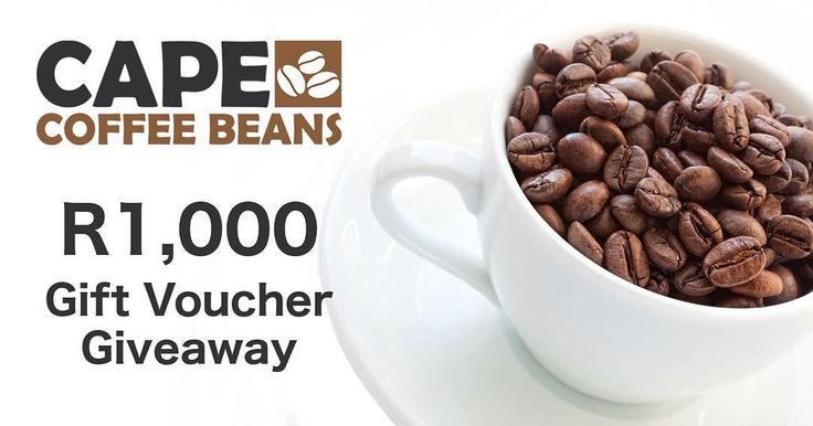 You could win a R1K CCB Gift Voucher! Click on our bio link for how to enter! #coffee #competition #giveaway #capecoffeebeans #southafrica