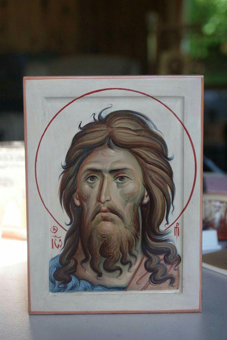 St John   www.ikona-skiniya.com  14*19 cm   Anton Daineko