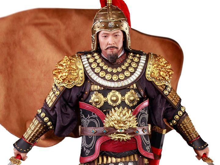 #transformer Three Kingdoms Series Liu Bei (Xuande) Armed Ver. 1/6 Scale Figure