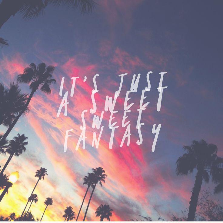 Sweet fantasy (Mariah Carey/ Fantasy) - background, wallpaper, quotes | Made by breeLferguson