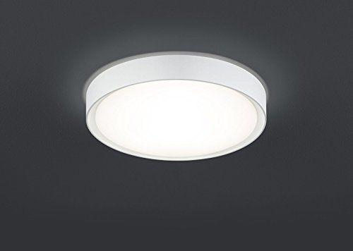 Trio Leuchten LED-Deckenleuchte Clarimo, Schirm Acryl weiß 659011801