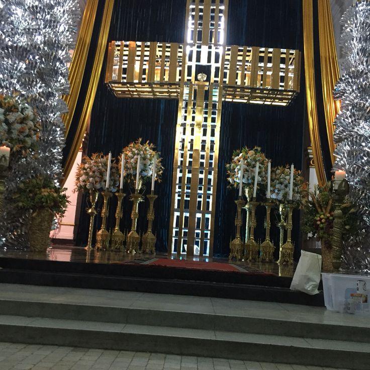 Jueves santo monumento