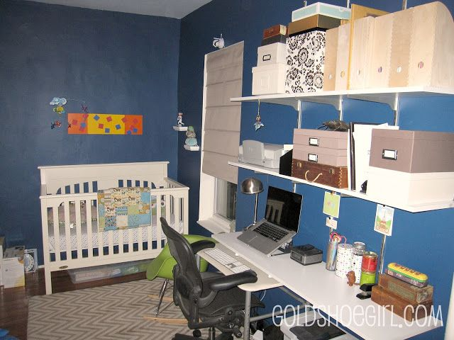 24 best Nursery/Office/Toddler Room images on Pinterest | Child room ...