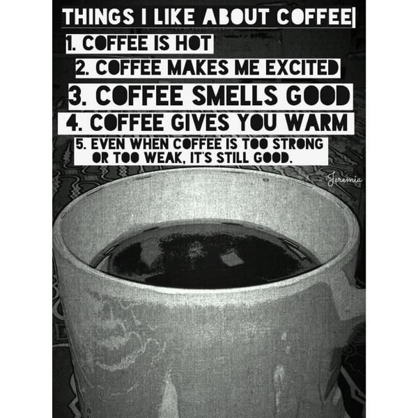 Coffee Indonesia.