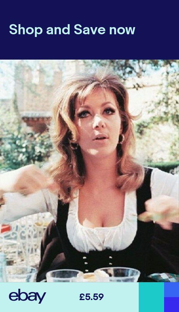 Horror Actress Ingrid Pitt Open Blouse 1970 Vampire Lovers