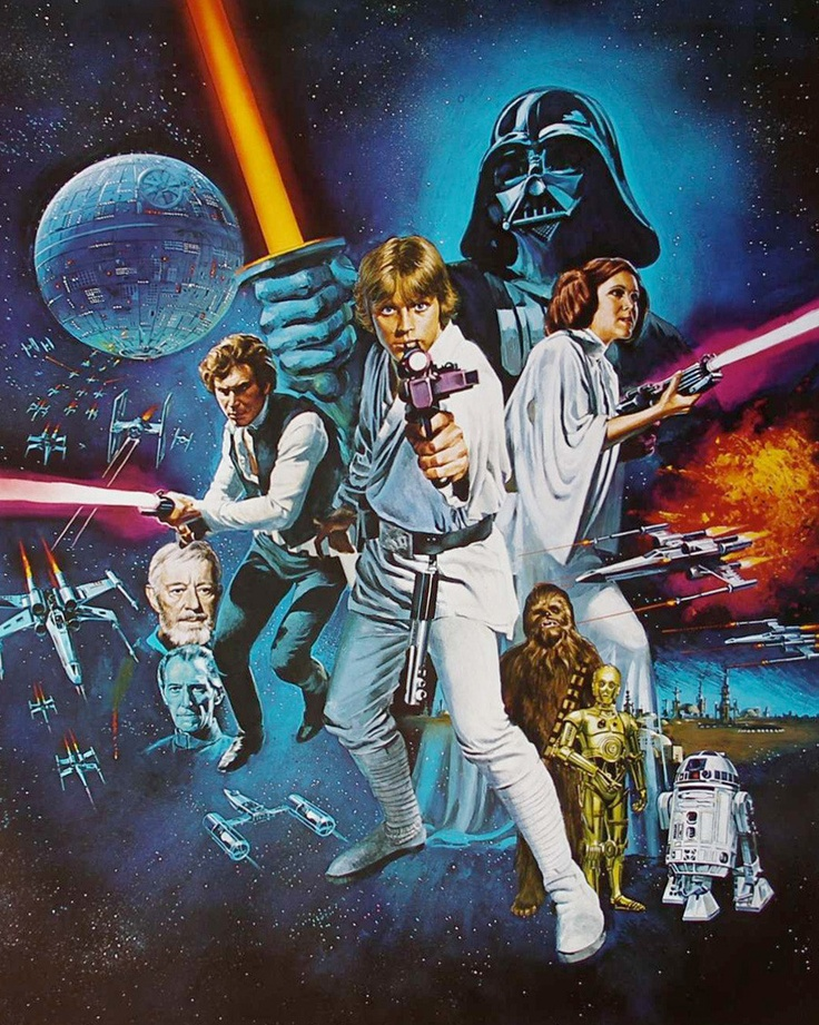 Star Wars .....Forever a classic !!!! AMAZING MOVIES ALL OF THEM !!!