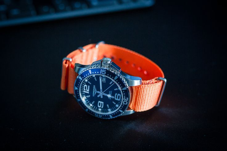 * Official Longines Hydroconquest Thread * - Page 15