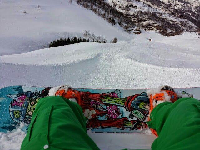 #Limone #pipe #snow #snowboarding #dc #dcsnowboard #tone 154MW #drake #fifty #billabong #northwave #caliber #