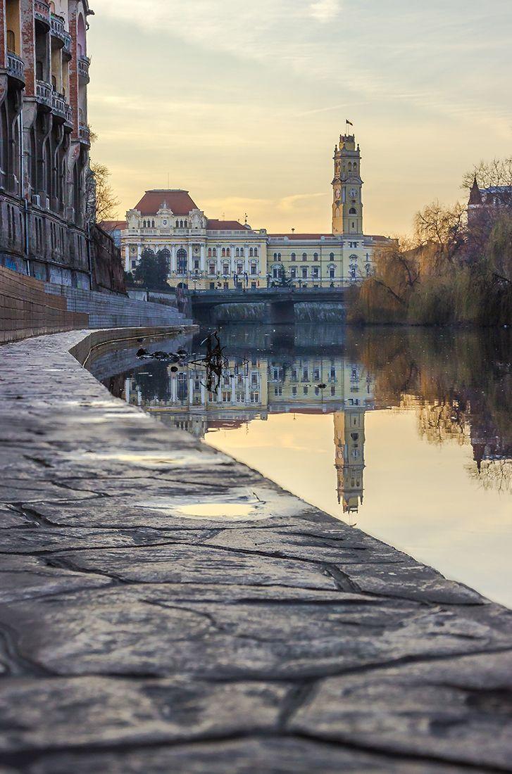 Primaria Oradea de pe Crisul Repede | Oradea in imagini