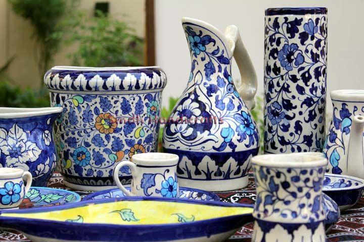 Hala Pottery Sindh Pakistan Sindh Handicrafts Pinterest