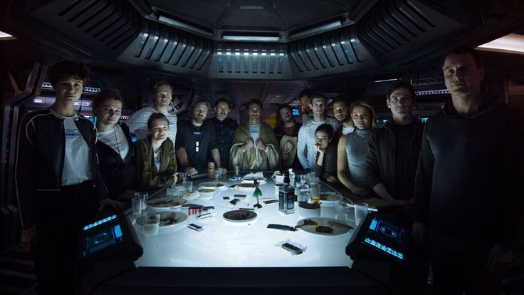 'Alien: Covenant' gives SXSW a peek at bloody alien babies     - CNET Alien: Covenant showed off three sneak-peek clips at SXSW.                                                       20th Century Fox                                                  Spoiler alert: Stop reading now if want to remain ignorant of the disgusting horrors that await you in the latest installment of the Alien film franchise.   We already knew Alien: Covenant would serve up a backburster but the new film has a bloody…