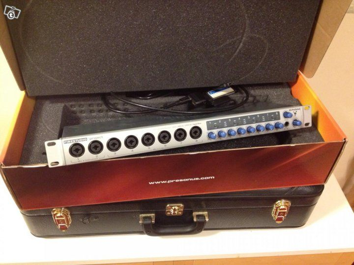 Audio interface Firestudio