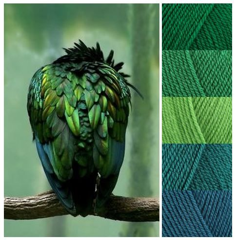 Green Mood 82 best yarn color board images on pinterest | yarn color