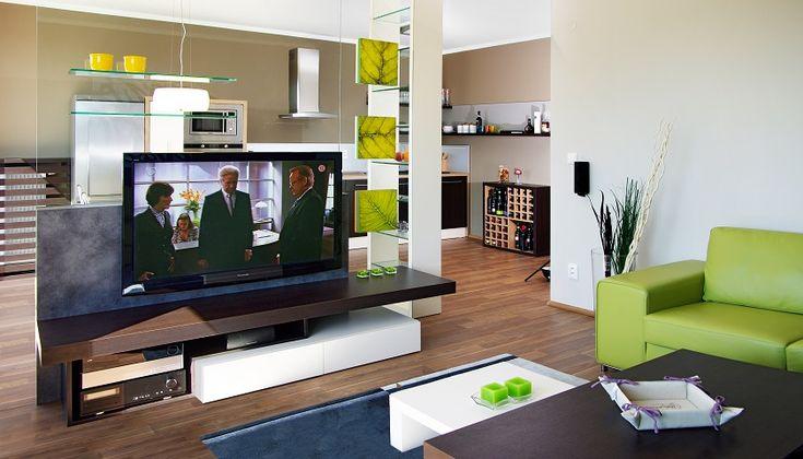 new design TV wall .New living room idea.